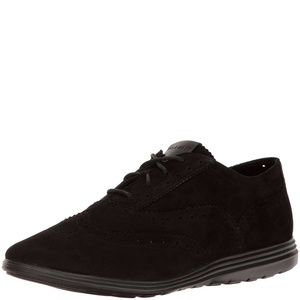 Cole Haan Grand Tour Oxford Sneakers Suede 7.5